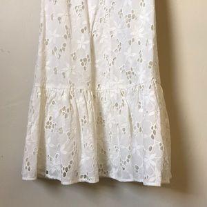 Rebecca Taylor Dresses - NEW🤩{Rebecca Taylor} Adriana Embroidered Ruffle